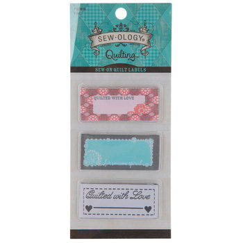 Sew-On Quilt Labels