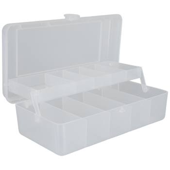 Compact Tray Storage Container
