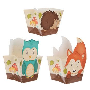 Woodland Favor Boxes