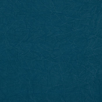 Teal Washed Duck Cloth Fabric