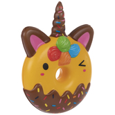 Unicorn Donut Squishy
