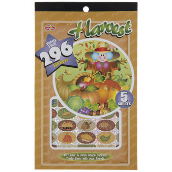 Harvest Stickers