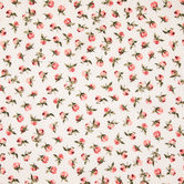Tulip Cotton Calico Fabric