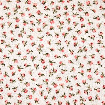 Tulip Cotton Calico Fabric
