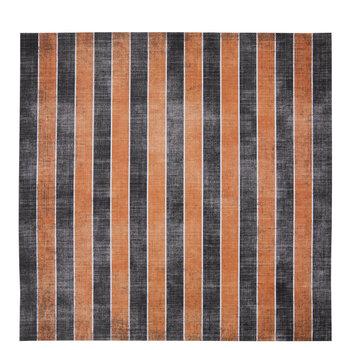 "Halloween Textured Striped Scrapbook Paper - 12"" x 12"""