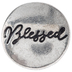 Blessed Snap Charm