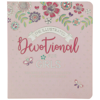 Devotional For Girls Coloring Book