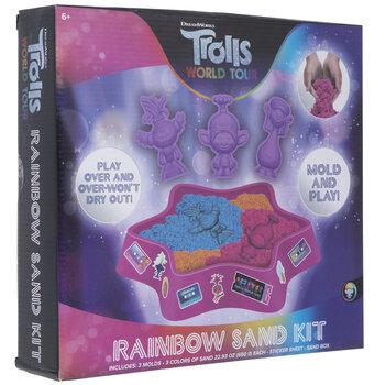 Trolls World Tour Rainbow Sand