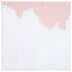 White & Pink Abstract Glitter Canvas Wall Decor