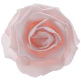 """Pink Rose Blooms - 2 3/4"""""""