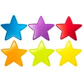 Bubble Star Paper Cutouts
