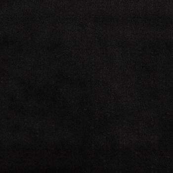 Black Oly-Fun Fabric