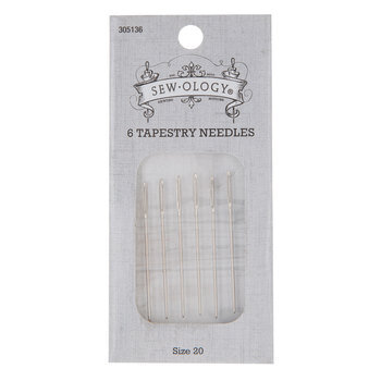 Tapestry Hand Needles - Size 20