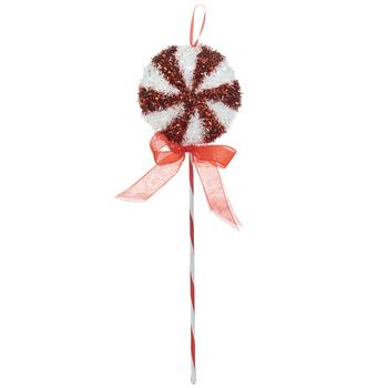 Pinwheel Peppermint Pick