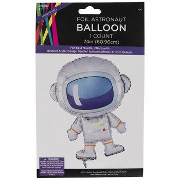 Foil Astronaut Balloon