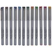 Graphic Illustration Markers - 12 Piece Set