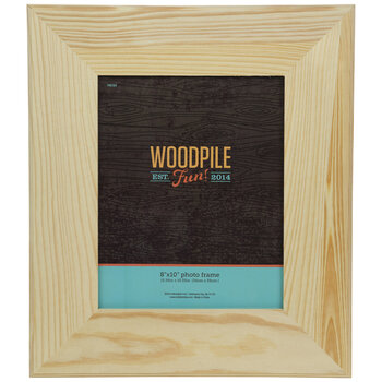 "Wood Wall Frame - 8"" x 10"""