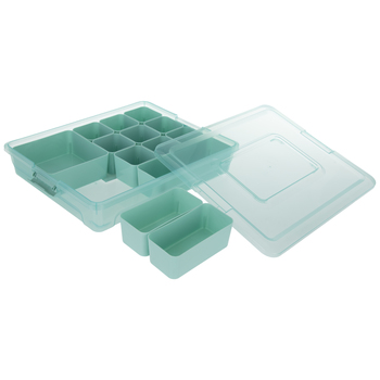 Compartmentalized Storage Container