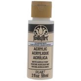 Vintage White FolkArt Acrylic Paint