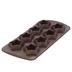 Stars Silicone Chocolate Mold