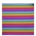 Rainbow Foil Scrapbook Paper - 12