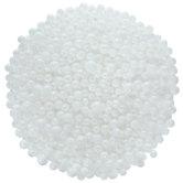 White Glitter Foam Snowballs