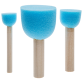 Dauber Brushes - 3 Piece Set