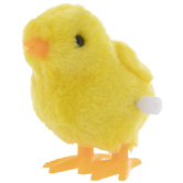 Yellow Wind-Up Chick