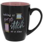 Taking It One Stitch At A Time Mug