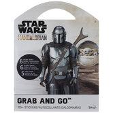 Star Wars The Mandalorian Grab & Go Pad