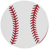 Baseball Painted Wood Shape
