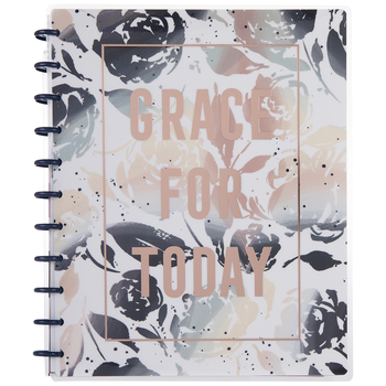 Grace For Today Happy Notes Notebook