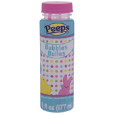 Peeps Bubbles With Wand