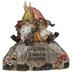 Gnome Sweet Gnome Garden Stone
