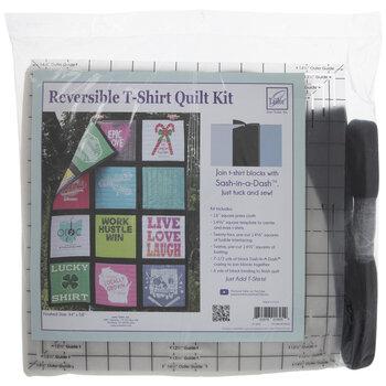 Reversible T-Shirt Quilt Kit