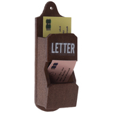 Miniature Mailbox & Letters
