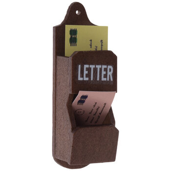Miniature Mailbox & Letters