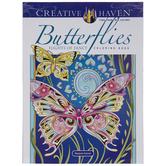Butterflies Flights Of Fancy Coloring Book