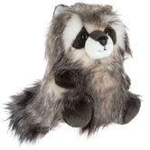 Plush Mika Raccoon
