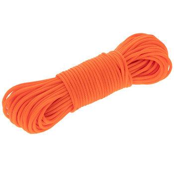 Neon Orange Paracord - Size 95