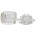 Crystal Flower Jewelry Box