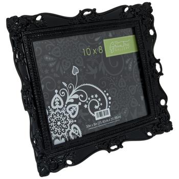 Glossy Ornate Frame