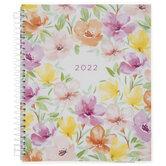 2022 Faith Floral Planner - 12 Months