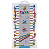 HB Pencils & Erasers - 48 Piece Set