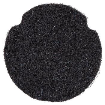 Black Round Diffuser Pads