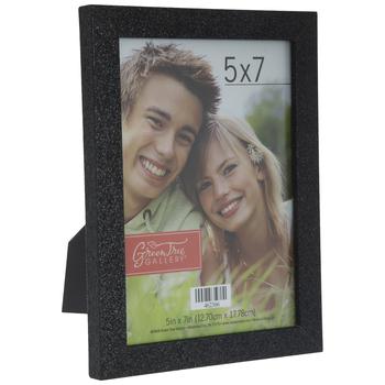 """Glitter Wood Frame - 5"""" x 7"""""""