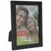 Black Glitter Wood Frame - 5