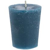 Blue Fantasy Votive Candles