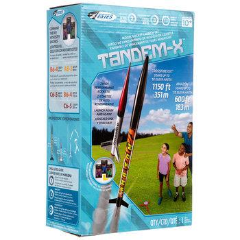 Tandem-X Model Rocket Kit