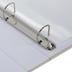 Linen 3-Ring Scrapbook Album - 8 1/2